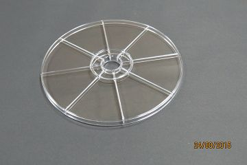 5mm 車輪蓋板<br>5mm Cover Disc<br>產品圖