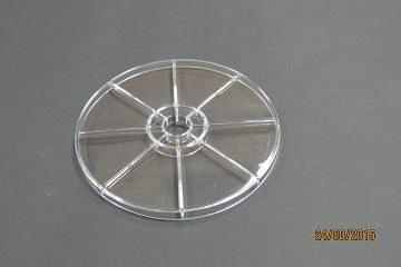 8mm 車輪蓋板<br>8mm Cover Disc<br>產品圖